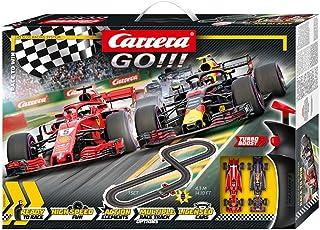 Carrera 20062483 Racetrack, Multicolour