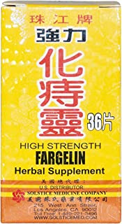 High Strength Fargelin 36 Tablets Per Bottle - 6 PAK ( 6x 36 Tablets)