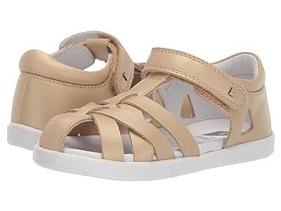 Bobux Kids Tropicana (Toddler/Little Kid) (Gold) Girls Shoes