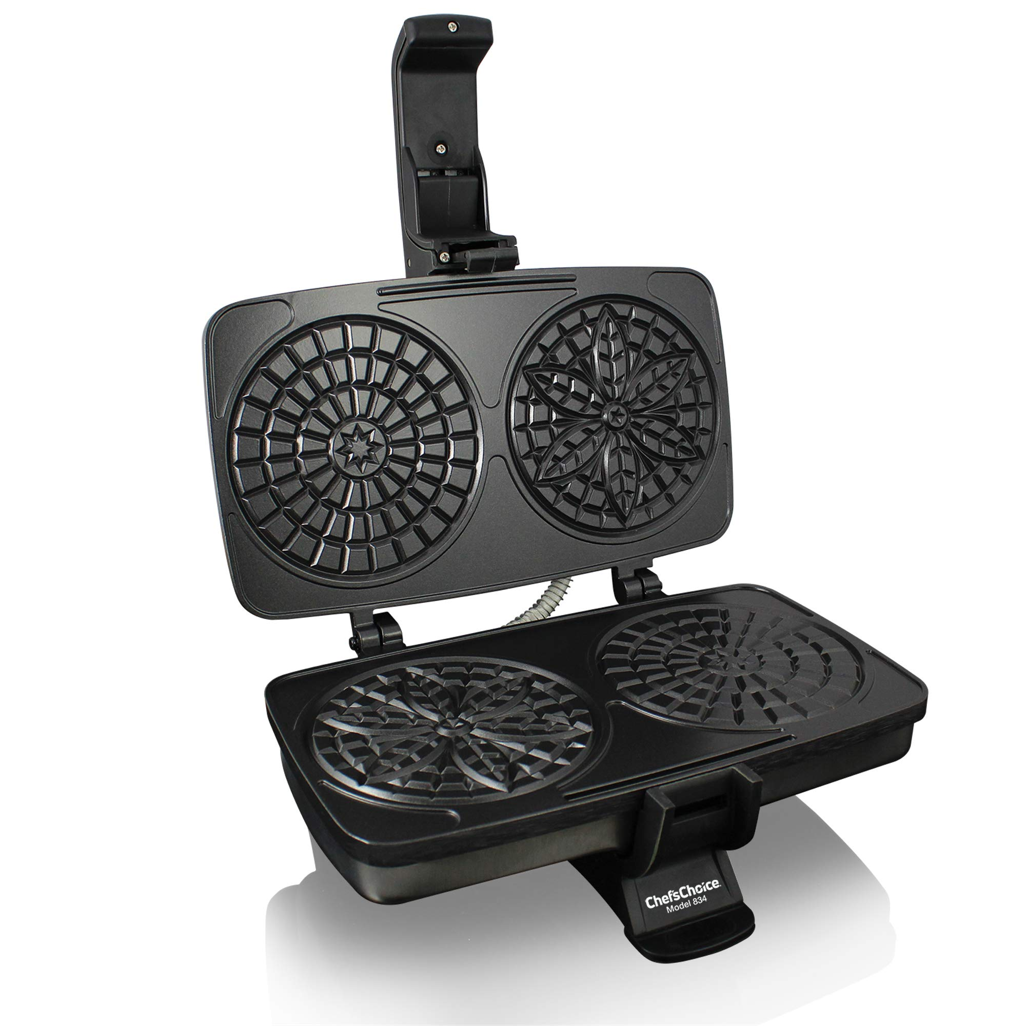 ChefsChoice PizzellePro Indicator Consistent Delicious