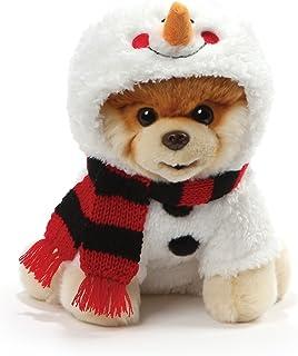 Enesco Gund 4060865 - El perro Boo, vestido como un muñeco
