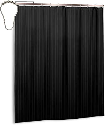 ステッチ-68 カーテンバスルームカーテン防水バスルームバス用品家の装飾シャワーカーテン12プラスチックフック150x180 Cm