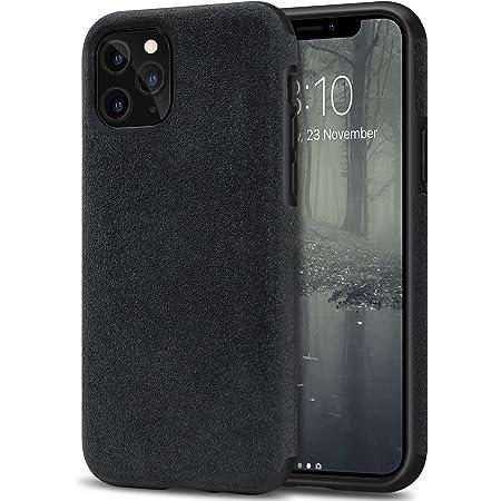 TENDLIN Coque iPhone 11 Fabriqué en Matériau Alcantara Étui ...