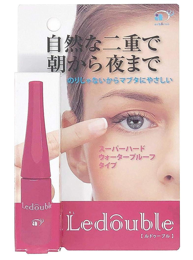 割れ目役職胚芽Ledouble【ルドゥーブル】二重まぶた化粧品(4mL)