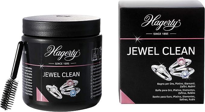 129 opinioni per Hagerty Jewel Clean Bagno Detergente per Pietre Preziose, Oro, Platino,