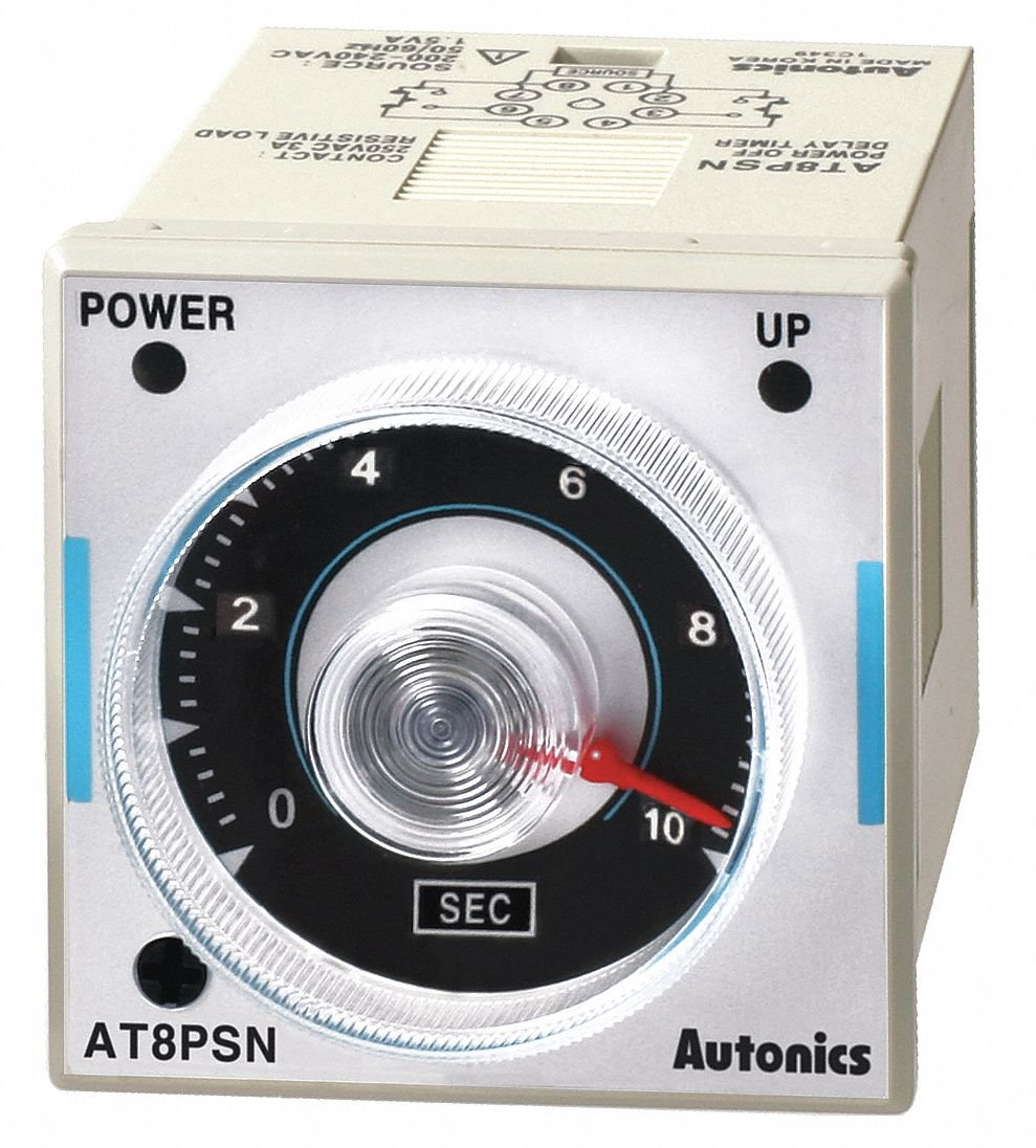 AT8SDN Timer Analog Star 100 Delta SPST Limited time cheap Luxury sale Multi-Range