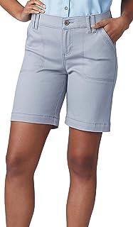 Lee womens Flex Motion Regular Fit Walkshort Denim Shorts
