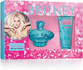 Britney Spears Curious Ladies Gift Set, 1.22 Pound