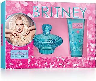 Britney Spears Curious Coffret Eau de Parfum 100ml + Crema para el cuerpo 100ml