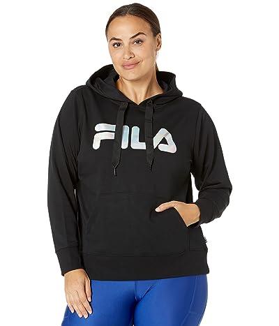 Fila Plus Size Curve Pullover