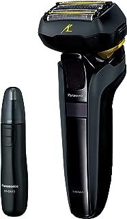 パナソニック ラムダッシュ メンズシェーバー 5枚刃 黒 ES-LV5D-K + エチケットカッター セット