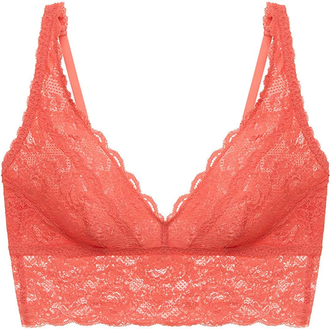 Cosabella Women's Luxury NSN Same day shipping Plungie Bralette Lngline