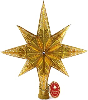 christopher radko finial tree topper