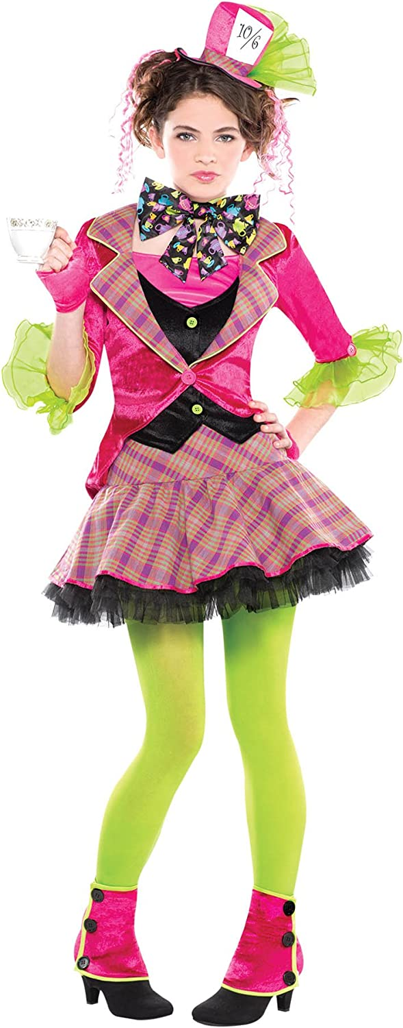 Amscan Juniors Mad Hatter Costume