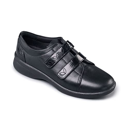 0fefb302f644 Padders Plus Women s Leather Shoe  Revive 2