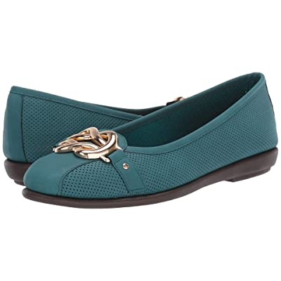 A2 by Aerosoles Better Luck (Turquoise Procida) Women