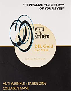 Best 24k gold collagen face mask Reviews