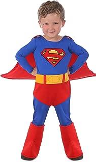 Princess Paradise Baby Superman Cuddly Costume