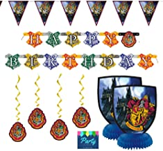 Best harry potter birthday table decorations Reviews