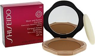 Shiseido Sheer And Perfect Compact SPF 15 - # I60 Natural Deep Ivory, 10 g
