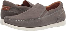 Gray Tumbled Nubuck