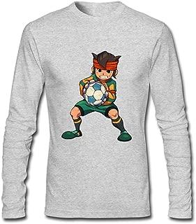 Men's Inazuma Eleven Mamoru Endou Anime Long Sleeve T-shirt