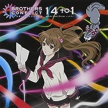 Asahina Bros.+Juli - Brothers Conflict (TV Anime) Outro Theme: 14 To 1 [Japan CD] GNCA-287