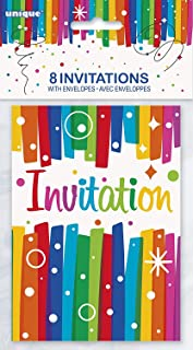 Amazon Fr Carte Invitation Anniversaire