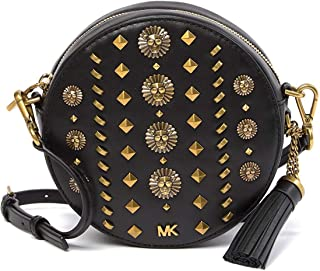studded leather canteen crossbody