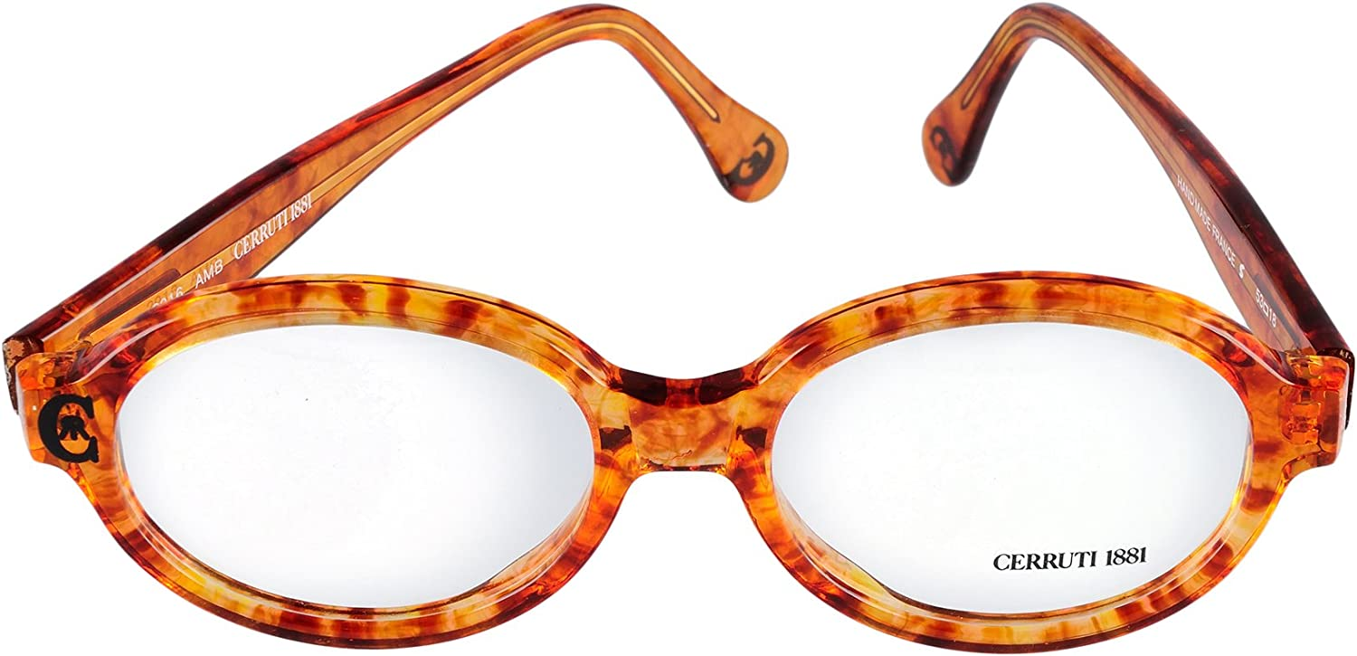 Cerruti 1881 Eyeglasses 2916 AMB 5318 Handmade in France