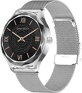 DT86 Bluetooth Smartwatch Fitness Heren En Dameshorloge Hartslag Sphygmomanometer Sport Smart Watch (Voor Ios Android),B