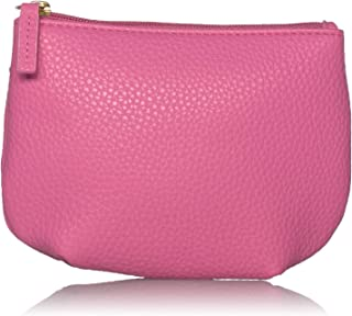 Buxton womens Pebble Pik-me-up® Pleated Coin Pouch