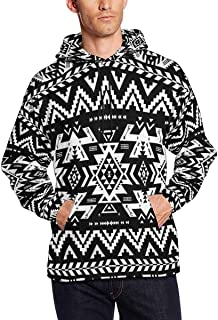 Men's Long Sleeve Hoodie Hooded Sweatshirt Tops Jacket Outwear