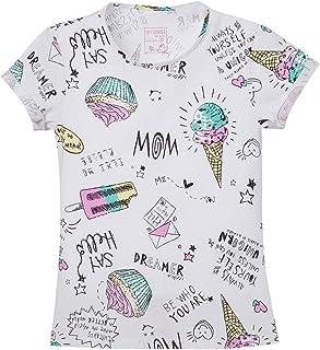 OFFCORSS Girls Shirts Trendy Blouses for Teen Camisetas para Niñas