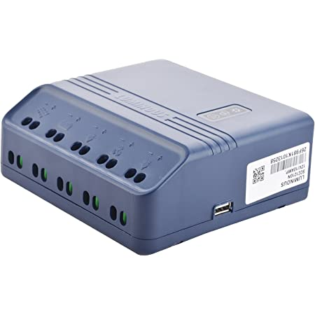 Luminous Plastic Solar Charge Controller 10Amp - Blue, AS03