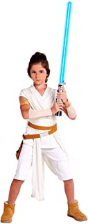 Star Wars Rey Costume for Girls – The Rise of Skywalker- Multi