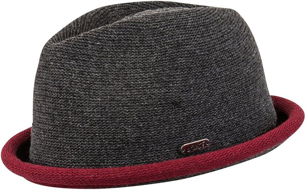 CHILLOUTS Boston Hat Brown