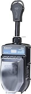 PROGRESSIVE INDUSTRIES EMS-PT50X Portable RV Surge Protector (50 A) (Renewed)