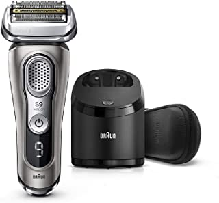 Braun Electric Razor for Men, Series 9 9385cc, Electric Shaver, Precision Trimmer, Rechargeable, Cordless, Wet & Dry Foil ...