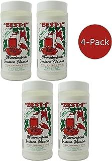 Best-1 4 Jars Original Hummingbird Instant Nectar 14 Oz Makes 56 oz USA