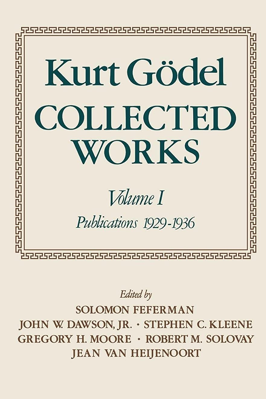 セブン南東父方のCollected Works: Publications 1929-1936 (Collected Works (Oxford))
