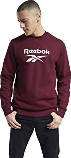 Reebok Men's Cl F Vector Crew Sweatshirt