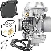 Annpee LTF4WDX Carburetor for Suzuki Quadrunner 250 LTF250 LTF250F 1990-1999, Suzuki King Quad 300 LTF4WDX LTF300F 1991-1999, Suzuki QuadMaster 500 LTA500F 2000-2001