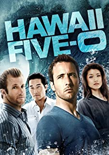 FranksMod 24x34 inch Hawaii Five 0 Season 5 Silk Poster EGS4-C6A