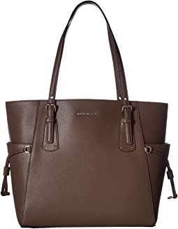 89cff06a80ba MICHAEL Michael Kors. Ana Medium East/West Bonded Tote. $178.80MSRP:  $298.00. Mushroom
