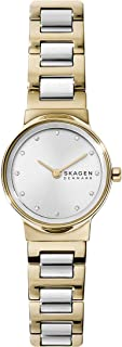 Skagen Freja Stainless Steel Minimalist Watch