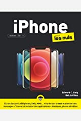 iPhone ed iOS 14 pour les Nuls, grand format (French Edition) Kindle Edition