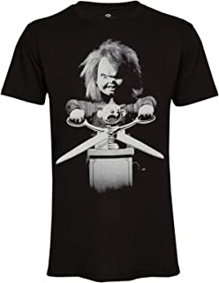 TopFusion Chucky Doll Film Movie T-Shirt