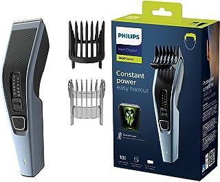 Philips Hairclipper Series 3000 - 13 Lengtestanden - Zelfslijpende roestvrijstalen messen - 75 Minuten draadloos te gebrui...
