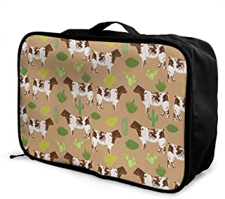 Travel Luggage Duffle Bag Lightweight Portable Handbag Nebula Sloth Print Large Capacity Waterproof Foldable Storage Tote